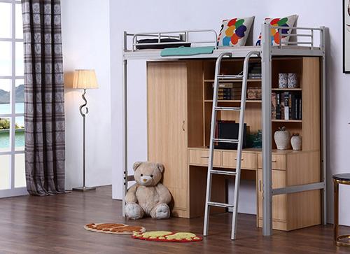 公寓宿舍铁床