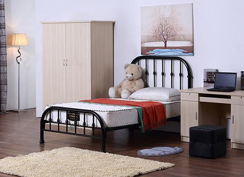 宿舍单人铁床