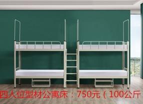 广东四人位公寓床