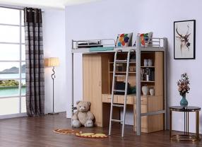 广州型材公寓床