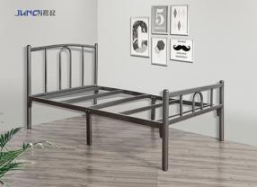 50管爆花单层床